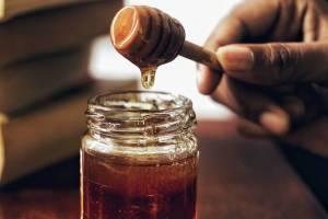 Боров мед