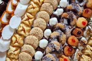 Плодови пълнежи за слепване и декорации