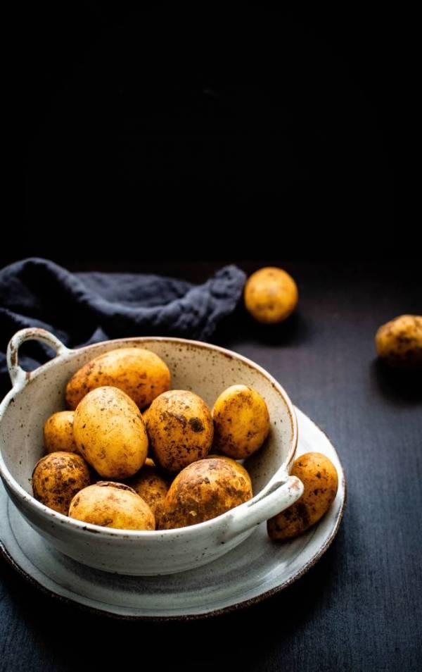 Заготовки от картофи