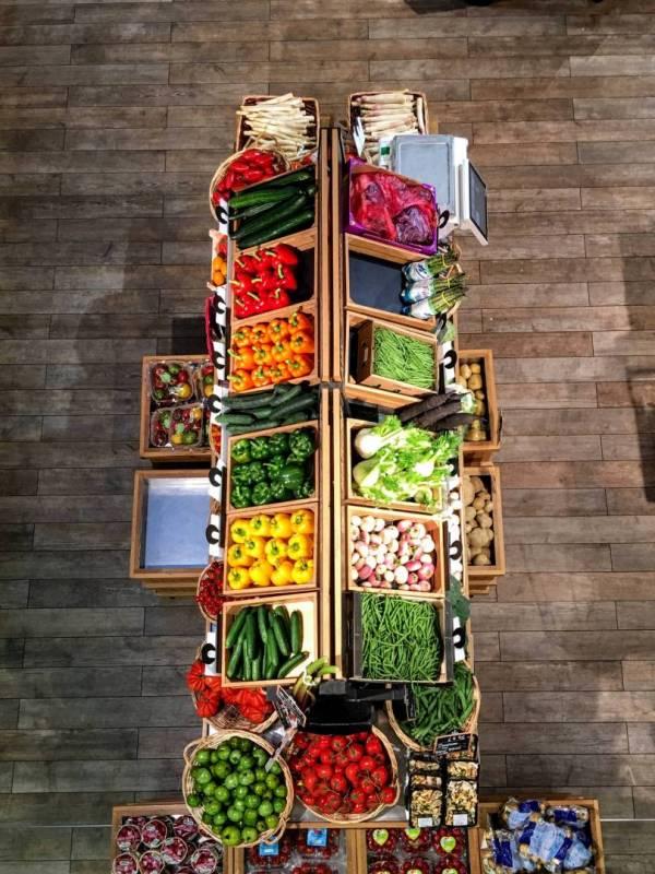 Зеленчукови продукти и гъби