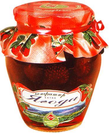Екстра конфитюр от ягоди