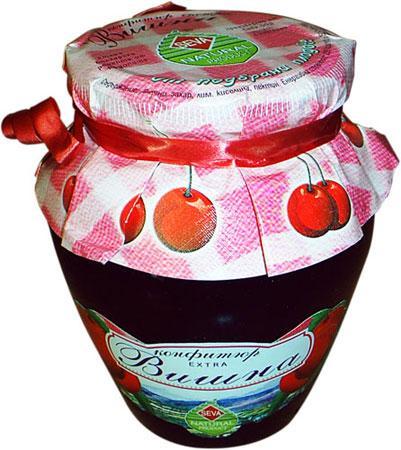 Екстра конфитюр от вишни